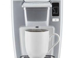 Keurig K15 Single Serve Compact K-Cup Pod Coffee Maker $58.99 (Regular $99.99)