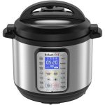 Instant Pot DUO Plus 8 Qt 9-in-1 Multi-Use Programmable Cooker $99.99 (Regular $159.99)