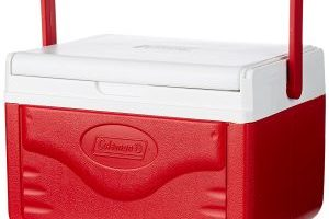 Coleman 5 Quart FlipLid Cooler $8.00 (Regular $22.99)