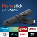 Fire TV Stick with Alexa Voice Remote and Streaming Media Player $19.99 (Regular $39.99)
