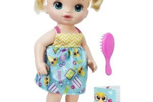 Baby Alive Ready For School Baby Doll $10.42 (Regular $19.99)