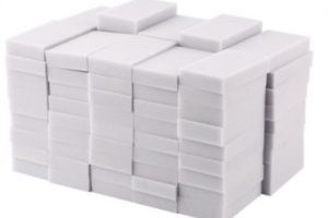 100 Magic Sponge Erasers $7.39 Shipped – Less than $.08 each!