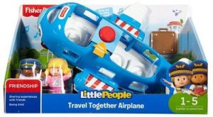 Fisher-Price Little People Travel Together Airplane $9.84 (Regular $14.99)