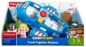 Fisher Price Little People Airplane