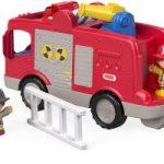 Fisher-Price Little People Firetruck $9.84 (Regular $19.99)