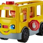 Fisher-Price Little People School Bus Toy $9.84 (Regular $24.99)