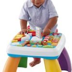 Fisher-Price Laugh & Learn Learning Activity Table $22.04 (Regular $39.99)