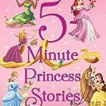 5-Minute Princess Stories Book $5.00 (Regular $12.99)