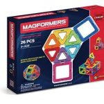 Magformers Stem Toy Set 26 Piece Magnetic Building Tiles RUN 69% OFF