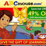 ABCmouse 1 Year Subscription $59.95 (49% Off) – Great Gift idea!!