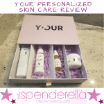 Y'our Personalized Skin Care Review