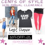 Cents of Style – Semi Annual Clearance Sale Promo Code