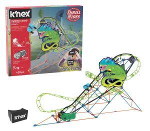K'nex roller coaster