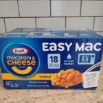 Kraft Macaroni and Cheese Packets 18 count for as low as $4.19 or $.23 each – Stock up deal!