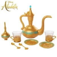 Aladdin Disney's Agrabah 9-Piece Tea Set $4.88 (Regular $19.99)