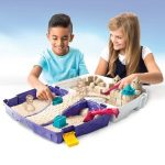 Kinetic Sand Folding Sand Box with 2lbs Sand $20.69 (Regular $29.99)