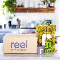 Reel Toilet Paper Subscription Box $20 promo code = $9.99 for First Box Shipped
