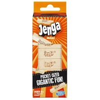 Hasbro Gaming Jenga Mini Game $3.98 (Regular $10.99)