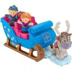 Disney Frozen Kristoff's Sleigh by Little People $19.88 (Regular $39.99)