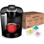 Keurig K-Classic Coffee Maker 60 Count Variety Pack $58.99 (Regular $100)
