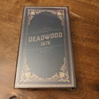 Deadwood 1876 Board Game $25.00 Shipped - Highly Rated!