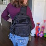 LQ ARMY Sling Bag Day Pack $37.10 (Regular $72)