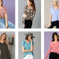 Cents of Style FAVORITE Tops 2 For $20 + FREE Shipping!