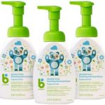 Babyganics Alcohol-Free Foaming Hand Sanitizer 3 Pack – In Stock!