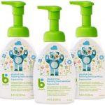 Babyganics Alcohol-Free Foaming Hand Sanitizer 3 Pack – In Stock!