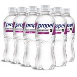Propel Zero Calorie Sports Drinking Water 12 Count $6.06 OR $0.50 each!