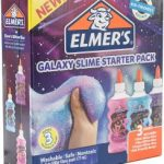 Elmer's Glue Deluxe Galaxy Slime Starter Kit $4.50 (Regular $6.99)