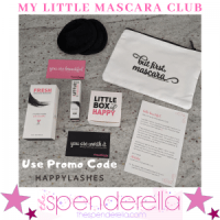 My Little Mascara Club Unboxing + Promo Code