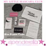 My Little Mascara Club Unboxing + Promo Code