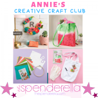 Annie's Creative Girls Club - Craft Kit $1.99 each (Regular $9.99 each) + Shipping
