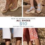 JustFab – First Pair of Shoes $14.95 Shipped (Regular $30 – $70)