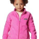 Columbia Girls' Benton Springs Fleece Jacket $9.60 – Highly Rated – Regular $36