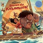 Beware the Kakamora! – Disney Moana Picture paper Book $1.48 (Regular $4.99)