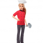 Barbie Chef Doll $5.00 (Regular $9.99)