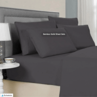 Bamboo Solid Sheet Sets $24.99 Shipped