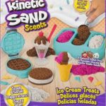 Kinetic Sand Scents, Ice Cream Treats Playset $11.24 (after $3 coupon)