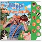 Blippi: Baby Farm Animals 10-Button Sound Books $7.98 (Regular $14.99)