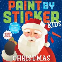 Christmas Paint by Sticker Kids Book $4.78 (Regular $9.99)