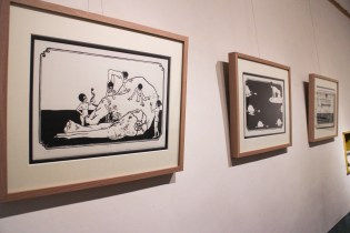 Selections of prints from Solo at 30