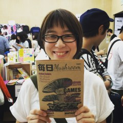 A happy customer for MaiNichi ushroom.