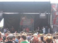 The Bouncing Souls, Warped Tour 2010