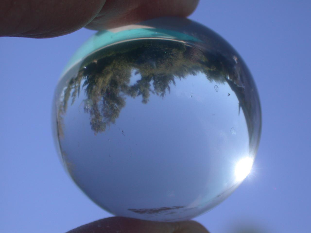 Topaz Sphere Gilgit Beltistan, Pakistan