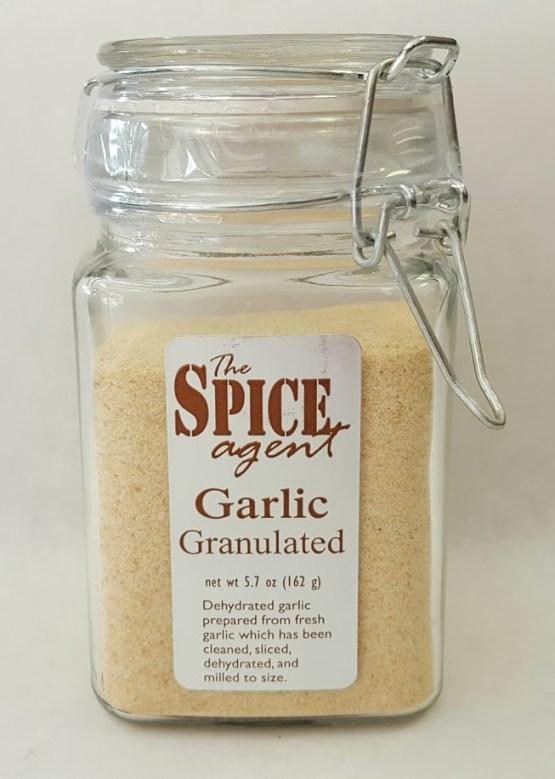 Garlic, Granulated