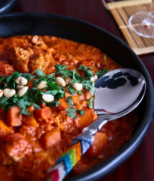 african peanut curries