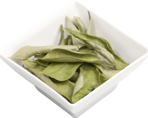 Whole curry leaves