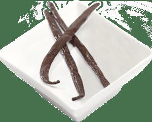 Vanilla bean whole from tahiti
